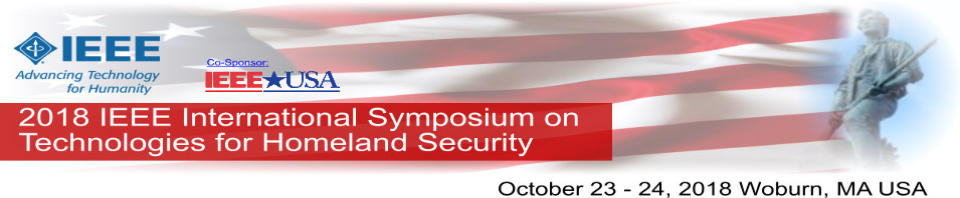 2018 IEEE Symposium on Technologies for Homeland Security